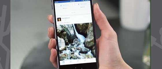 360° på Facebook